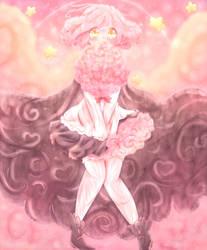 Cotton Candy Kiss by CuteNikeChan