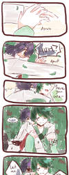 Spying Part 2 by CuteNikeChan