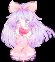 Pink Ribbon Adopt Extra by CuteNikeChan