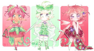 [Closed] Tea Tears Adopts by CuteNikeChan