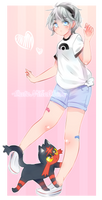 Pay Attention to Meee by CuteNikeChan