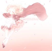 Pink Petals by CuteNikeChan