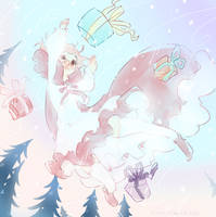 Happy Holidays! by CuteNikeChan