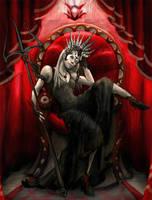 Red queen by lorraine-schleter