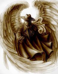 Angel of Music by lorraine-schleter