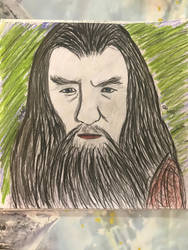 Gandalf the Grey by sophiexxth