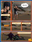 Pg 5 Tales From the SGPA - Ripchord Shifter Story by Syreneln