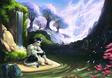 Fantasy Realm by Lukiri