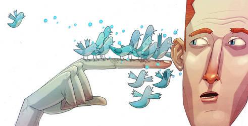 tweet-tweet by luisledesma