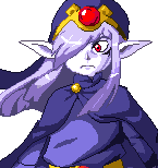 Vaati Pixel Art Portrait by KingTremolo