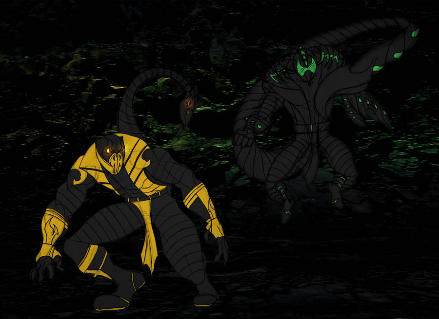 Scorpion by TheDevinciOfOurTime