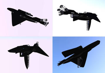 Raven v.1 by Stealthdesigns