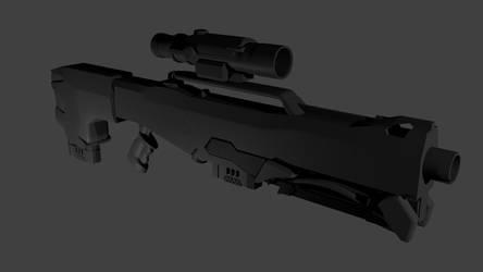Big Gun by Stealthdesigns