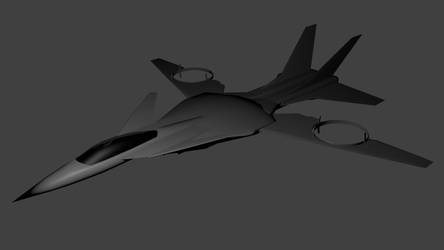 Aero plane of the police kind 2 by Stealthdesigns