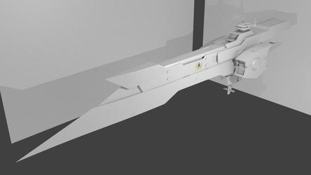 ESF-SC01 Baikal? WIP1 by Stealthdesigns