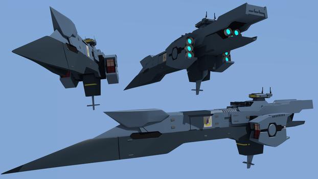 ESF-SC01 Baikal by Stealthdesigns