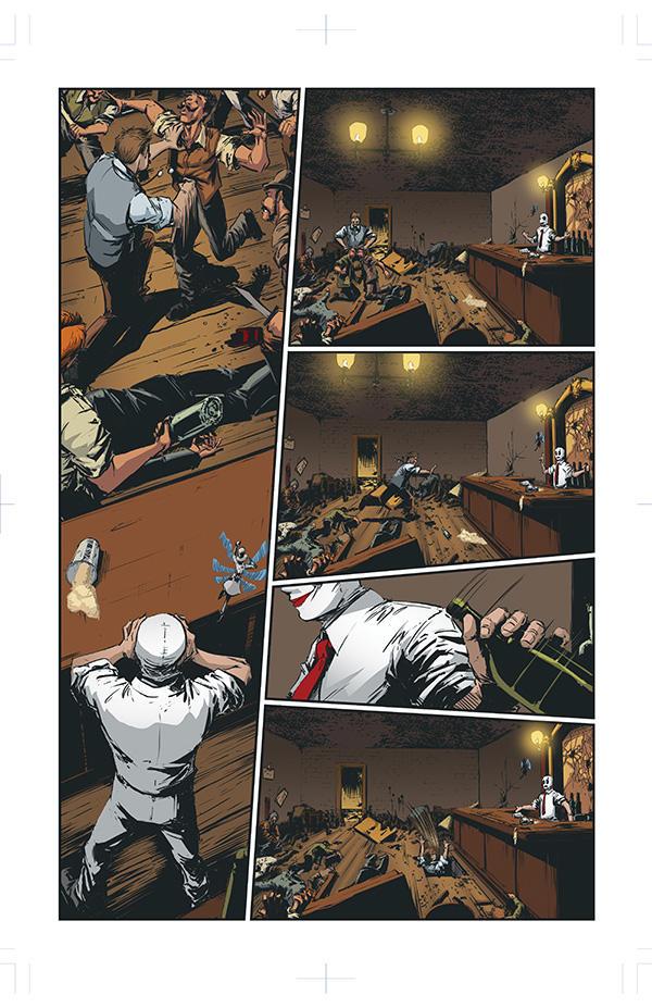 Oxymoron - Anthology 2 - Page 4 by ginmau