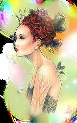 Rosette by Jad-Ardat