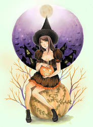Season of the Witch by Jad-Ardat