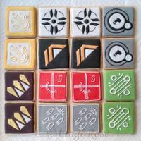 Destiny Sugar Cookies by xMangoRose