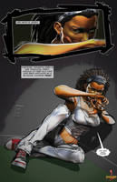 The Retelling of Amazing Spider-Man #300 Page 2 by LittleShaolin