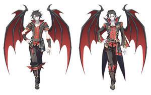 Vampire by DarkHHHHHH
