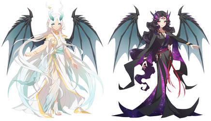 Hydra - Light and Dark by DarkHHHHHH