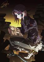 FFXIV - Octavia by DarkHHHHHH