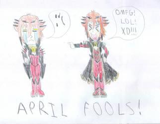 APRIL FOOLS by YRPOtaku169