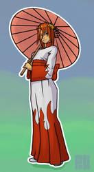 Itsu Fudo by YRPOtaku169