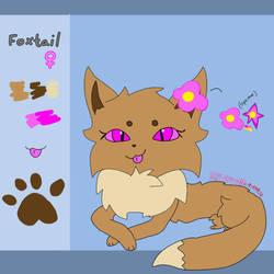 Foxtail Ref Collab by MewTreeckoAJ