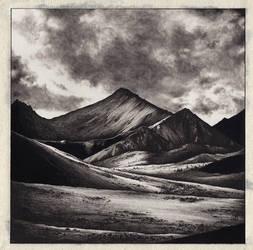 Marlais - Warm At Last by oakyoh