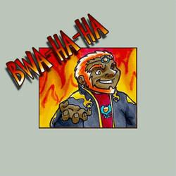 BWA HA HA by leedom111