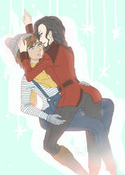 AT: Korrasami Winter by Leechuts