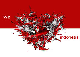 indonesia by Saint-Squads