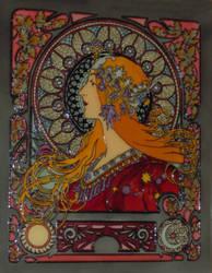 Art Nouveau 03 by mohamed-ufo