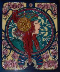 Art Nouveau 04 by mohamed-ufo
