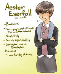 HPHM Aester Everfall by Blackwolf008