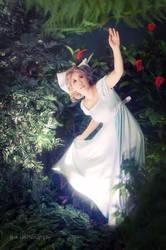 ID: Peter Pan - Wendy by xrysx
