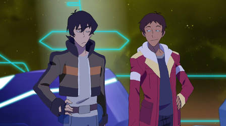 Keith And Lance Clothing Colour-Palette Swap by RandomDexholder