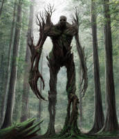 Protector of the Forests by MetolGuy