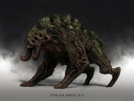 Woodland Behemoth by MetolGuy