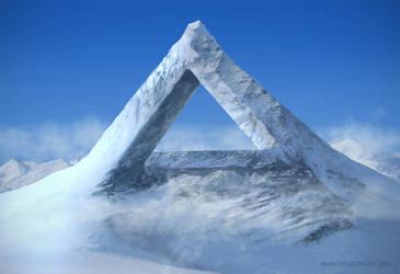 Mobius Pyramid by MetolGuy