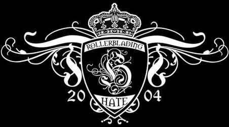Hate Logo by xshoex