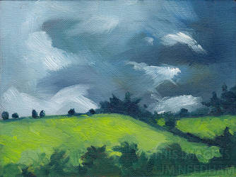 Yorkshire Storm by JMNeedhamArt