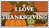 Thanksgiving stamp by Sinister666beauty
