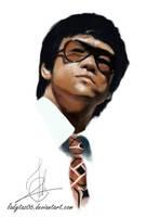 Bruce Lee by Tasnima10