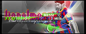Messi by MattitattiArt