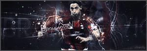 Ibrahimovic by MattitattiArt