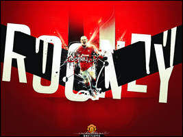 Rooney by MattitattiArt